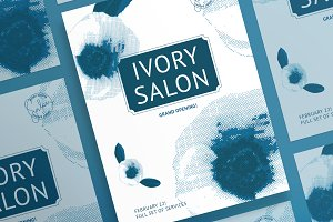 Posters | Ivory Salon