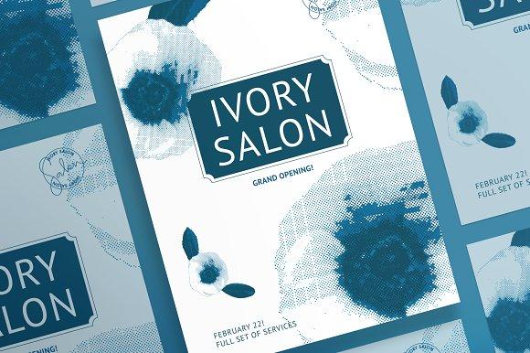 Posters Ivory Salon