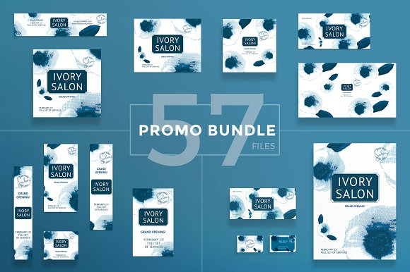 Promo Bundle Ivory Salon