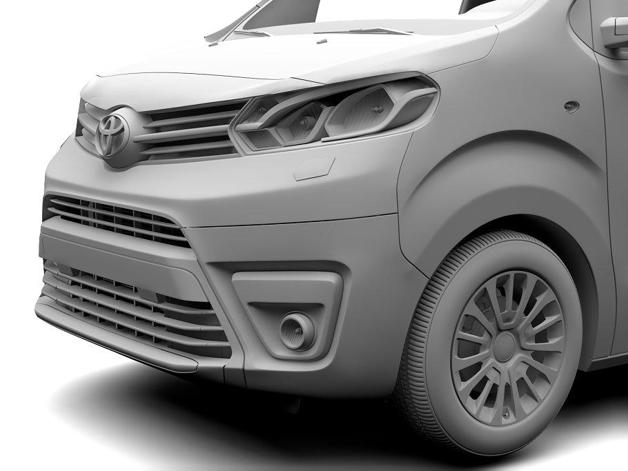 Toyota ProAce Van L2 2017