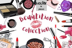 Beautition Vector Collecition