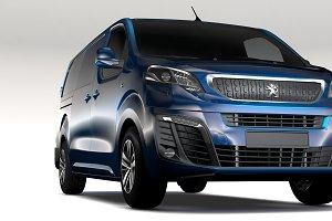 Peugeot Expert L3 2017