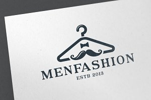 Men Fashion Logo