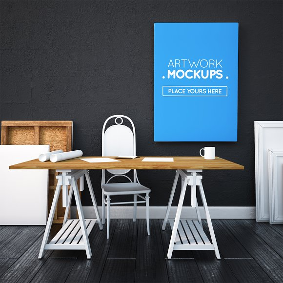 Architect Desktop Mockups #7