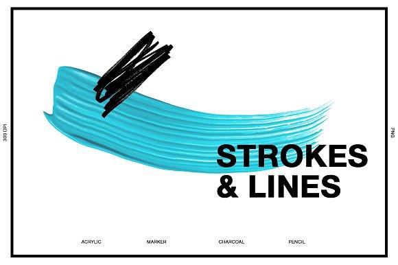 Strokes & lines