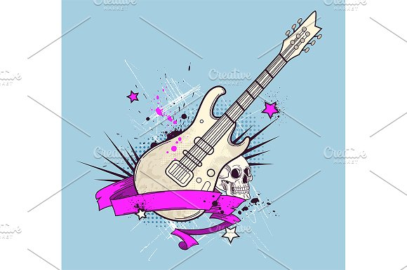 Rock Music Backgrounds
