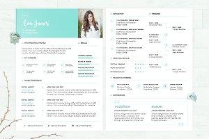 Resume/CV - Eva