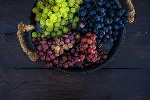 Organic grape