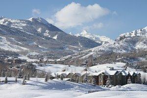 Winter at Aspen