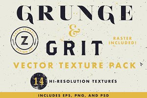 Grunge and Grit Textures