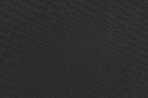 Diagonal black and white computer text texture background