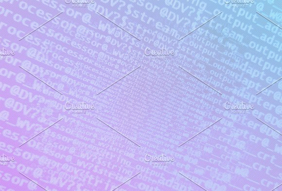 Diagonal Pale Pink Computer Text Texture Background