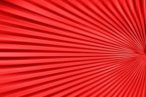 Diagonal red stripes illustration background