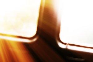 Diagonal motion blur background