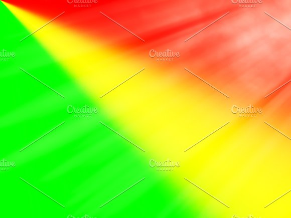 Diagonal color rays motion blur background