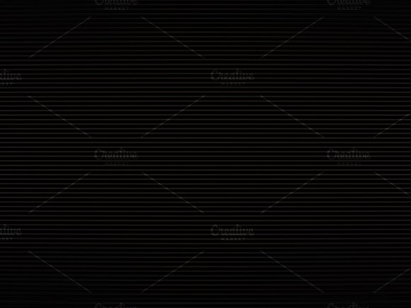 Horizontal Black And White Lines Texture Background