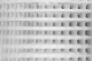 Horizontal black and white grid texture background
