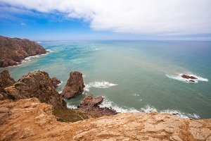 Cabo da Roca cape