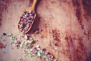 Flowers spices # 3