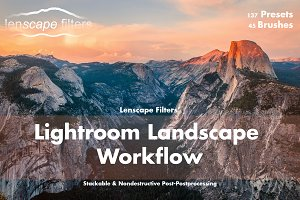 Lightroom Landscape Presets