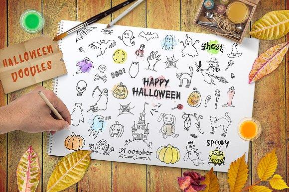 Halloween Design Kit