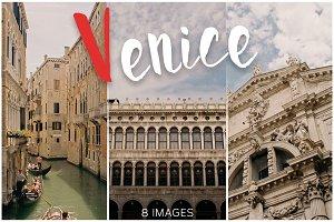 Venice photo pack
