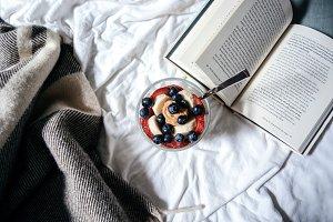 Breakfast & Book