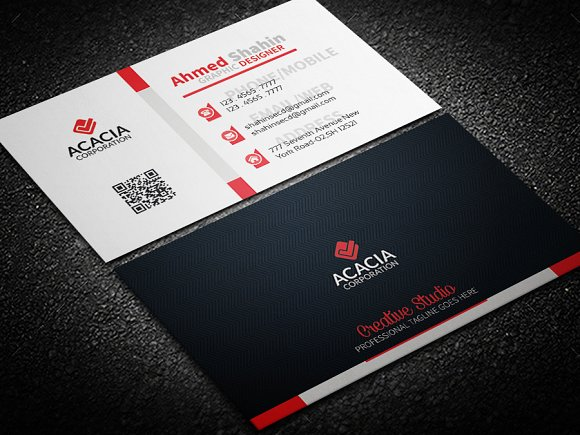 Rfg Business Card