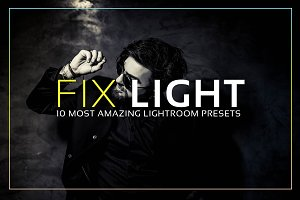 Fix Light Lightroom Presets