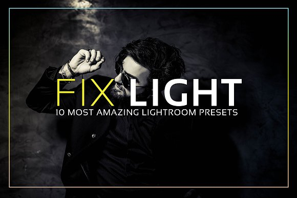 Fix Light Lightroom Presets