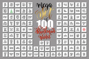 100 CHRISTMAS QUOTES