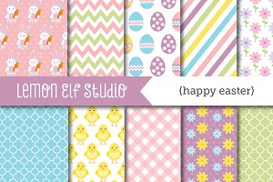 Happy Easter Paper (LES.DP23)