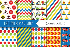 Construction Paper (LES.DP25B)