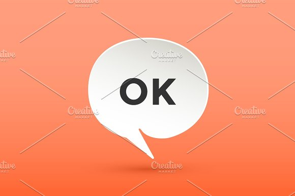 White Paper Cloud Talk With Text Ok