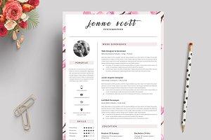 Resume/CV | Jenne