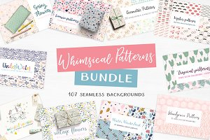 Whimsical Patterns Bundle