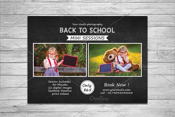Back To School Mini Session-V604