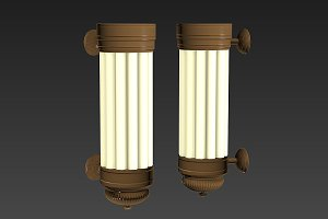 Light Sconce - Art Deco
