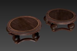 Coffee Table - Art Deco