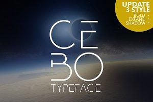 Cebo (6 Font)