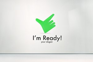 Check Ready Ok Logo