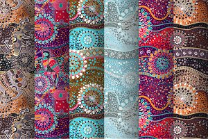 "6 Patterns ""Australia"""