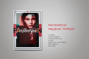 Multipurpose Indesign Magz Template