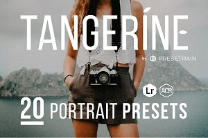 Tangerine Presets - Lightroom & ACR