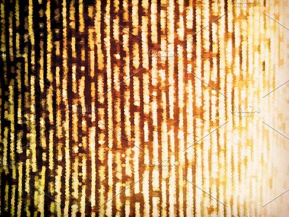 Vertical Warm Orange Texture Background
