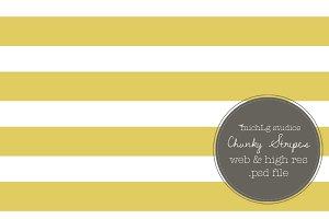 Chunky stripe PSDs