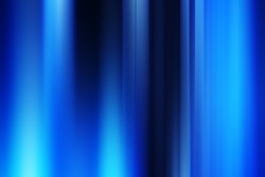 Vertical blue motion blur background