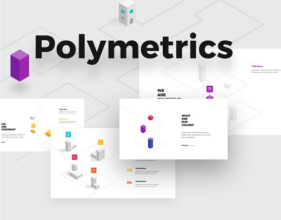Polymetrics Infographic Template