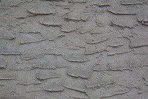 Rough Textured Cement Wall