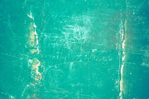 Shiny Turquoise Weathered Texture